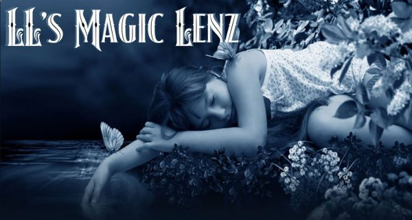 LL's Magic Lenz Logo