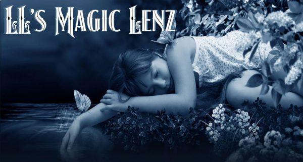 LL's Magic Lenz Logo