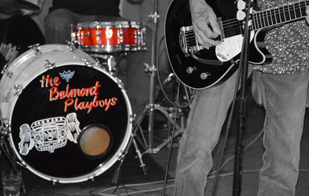 Band – The Belmont Playboys